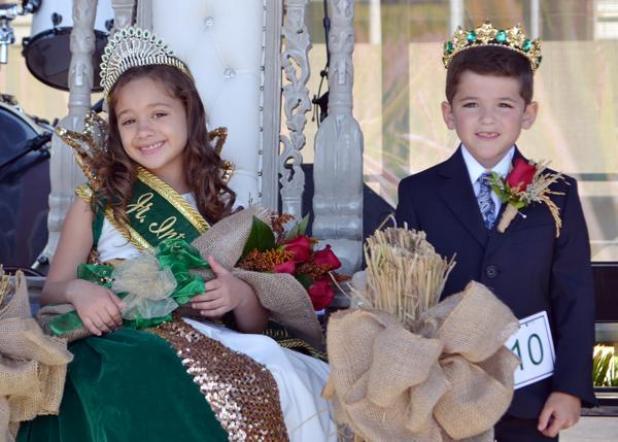 2016 Junior King and Queen